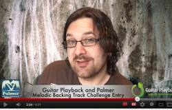 Backing Track Challenge