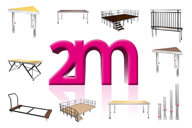 Adam hall enters into european distribution partnership for 2m distribution