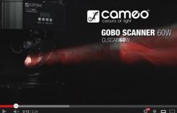 Cameo GOBO Scanner