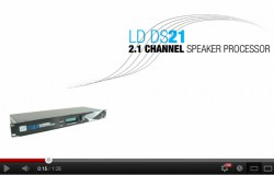 Produktvideo LD DS21