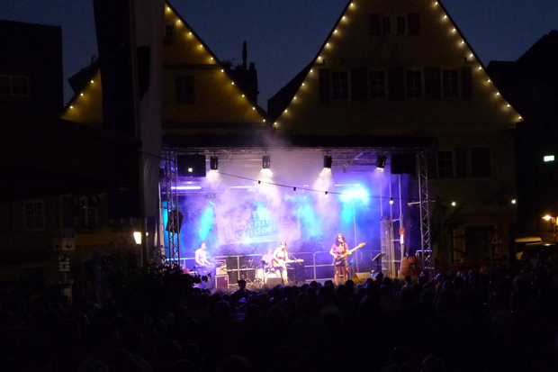 LD Systems & Cameo Light at the 18th Hohenlohe Wine Village