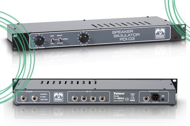 Palmer Speaker Simulators PDI-03, ADIG LB & ADIG ST – Test