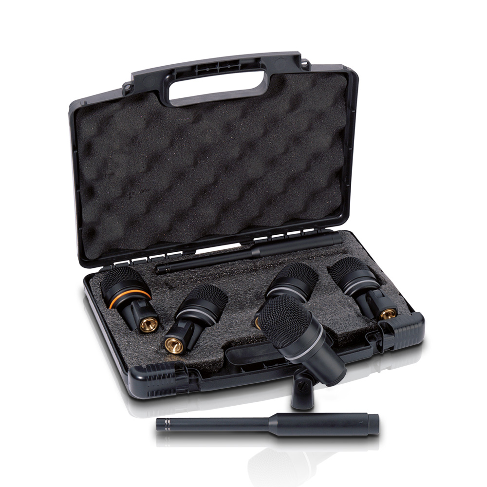 Ld Systems D1017 Drum Microphone Set Test Report By Sound On Sound Ah Blog En