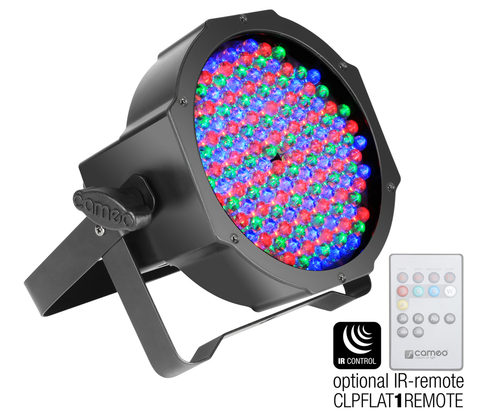 Cameo Light CLPFLAT1RGB10IR