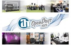 Open Days 2013