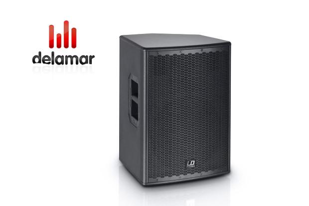 LD Systems GT 12 A: Aktiver Lautsprecher für PA & Monitoring - Testbericht von delamar.de