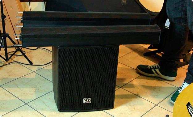 ld systems maui 28 mix test eines aktiven s ulen pa systems ah blog de. Black Bedroom Furniture Sets. Home Design Ideas