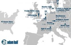 Map Messegrafik 2016