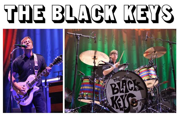 Dan Auerbach y Patrick Carney, alias «The Black Keys» utilizan las cajas DI de Palmer el 90% del tiempo.