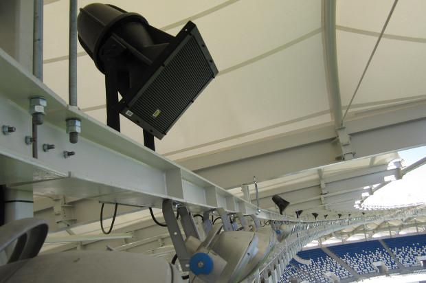 Los altavoces de Audac llenan de sonido un estadio en Uzbekistán