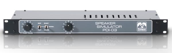 Palme Speaker Simulator PDI03