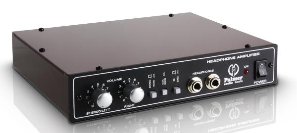 Palmer Headphone Amplifier