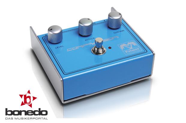 Palmer Root Effect compressor - I like blue - test report from Bonedo.de