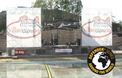 18_Festival del siglio - Mendoza - Argentinien 2007_Logo