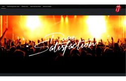 rolling stones website