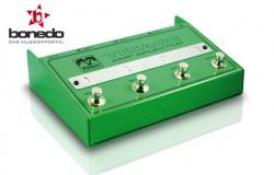 Sélecteur d'amplificateur Palmer Triage – Le gestionnaire multi-amplis – Rapport de test de Bonedo.de