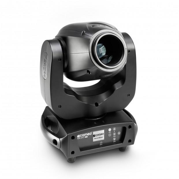 CAMEO AURO® SPOT 200: LED Moving Head
