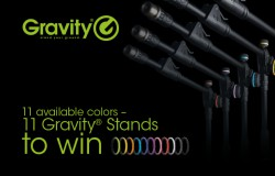 Gravity Gewinnspiel 2016