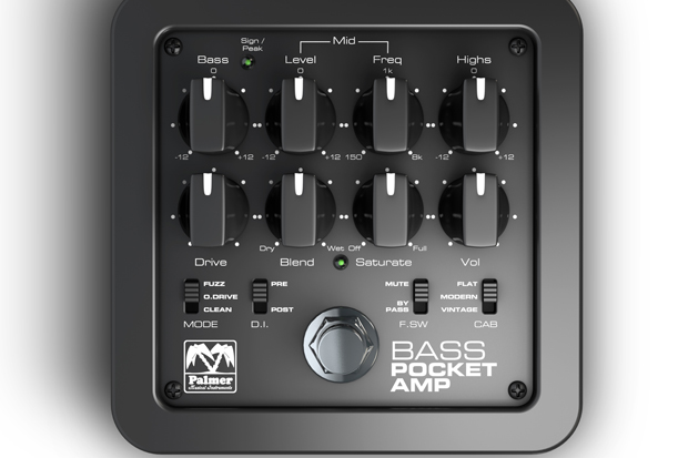 Palmer Pocket Amp Bass – Un test publié de Guitarrista