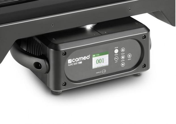 ein batteriegepuffertes Display