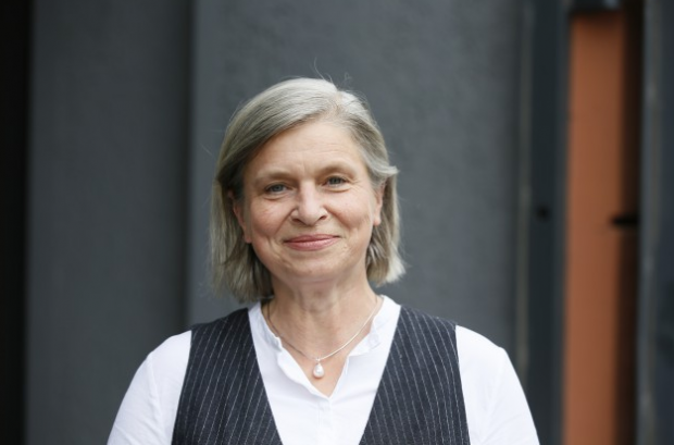 Anke Lohmann , DEAplus Geschäftsführerin