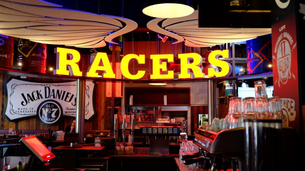 RACER'S cafe and restaurant uses full sound system from LD Systems