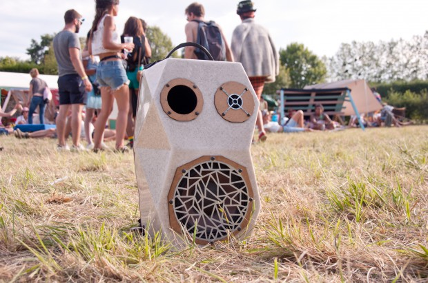 PEOPEO VOODOO – Portable Sound System with Eminence Speakers