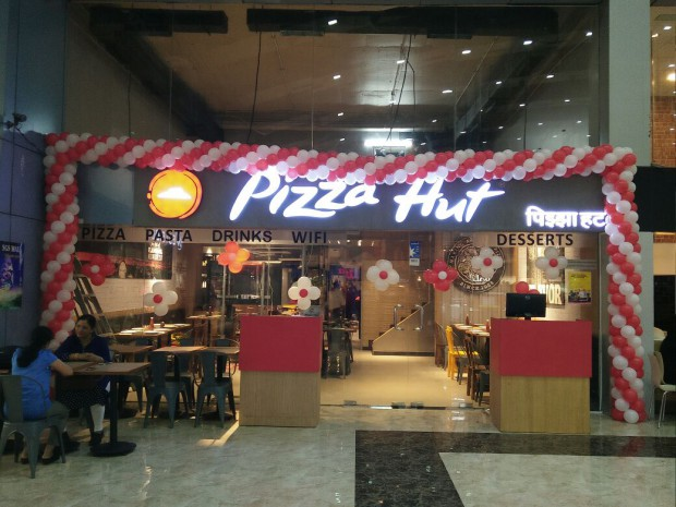 Usquare and LD Systems Cook Up a Treat for Pizza Hut