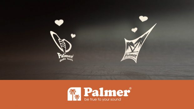 Press: Palmer® Debuts New Brand Identity at NAMM – Introduces Modernized Audio Tools While Staying True to Heritage
