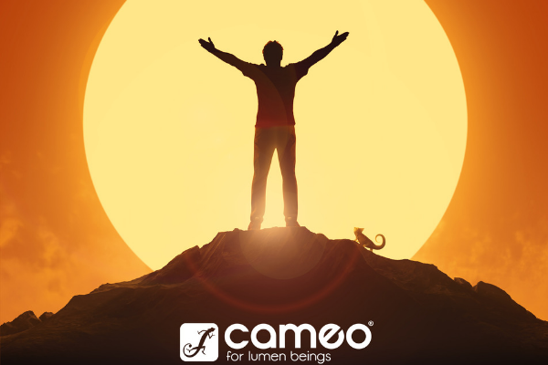 Press: For Lumen Beings – Cameo® Presents New Campaigns and Products at Prolight + Sound