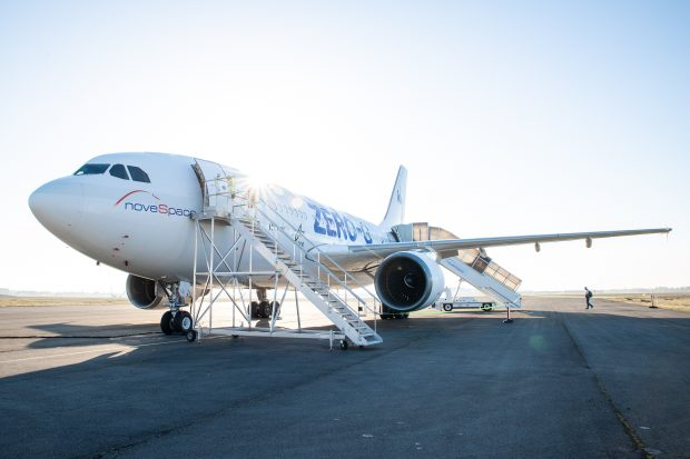 European Space Agency (ESA) Zero-G Airbus A310