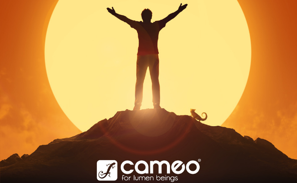 Prensa: For Lumen Beings – Cameo® presenta la nueva campaña y sus productos en la feria Prolight + Sound
