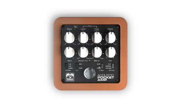 Sondcheck Test : PALMER Acoustic Pocket PREAMP – Le pro de l'acoustique