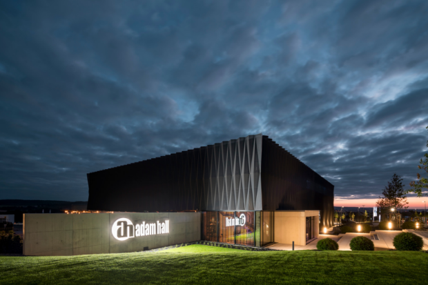 Presse: Adam Hall Experience Center erhält ICONIC AWARD: Innovative Architecture 2019 in der Kategorie ARCHITECTURE