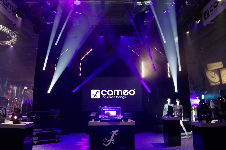 Presse: Adam Hall Group au salon LDI 2019 – Les nouvelles solutions d'éclairage Cameo en vedette pour les professionnels des technologies du spectacle