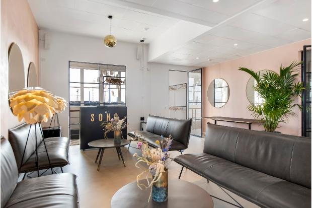 Co-Working in Kopenhagen – LD Systems® CURV 500® beschallt das Soho House