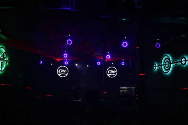 Club and Concert Hall Combined – LD Systems and Cameo in Spain's Cue Club