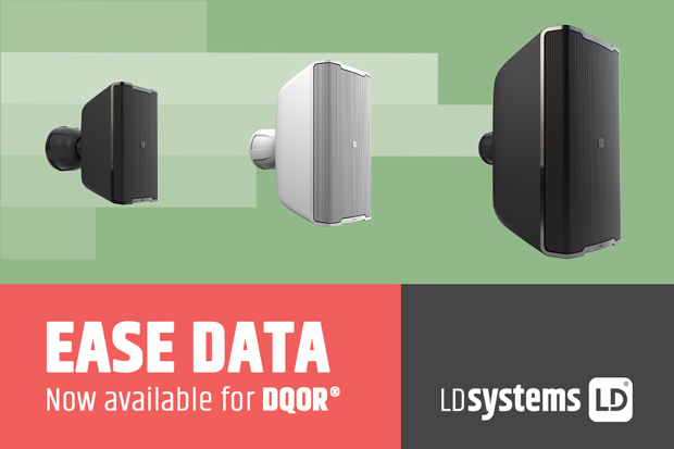LD Systems DQOR Serie GLL Files