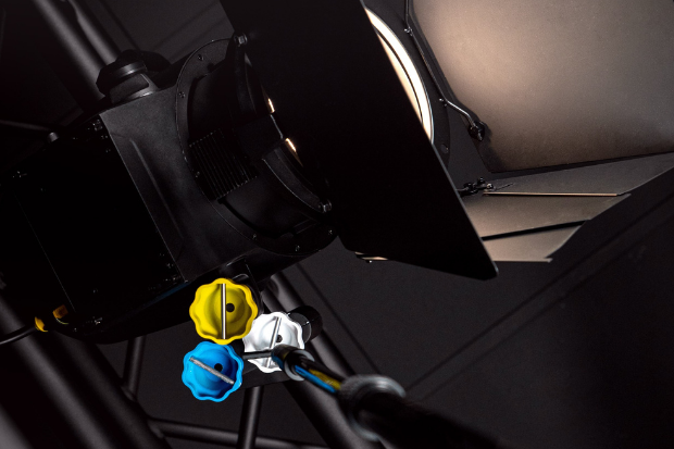 Cameo F-Series LED Fresnel Spotlights