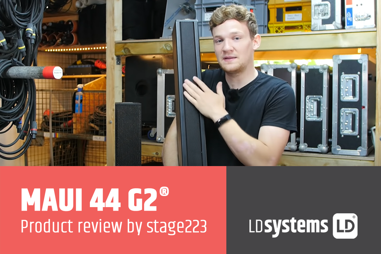LDSystems_Stage223_MAUI44G2-Test