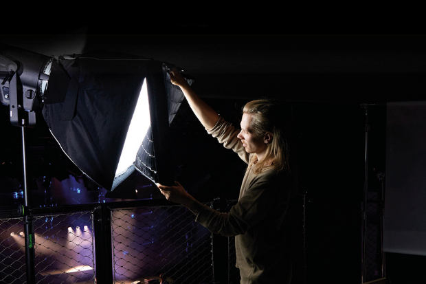 Cameo F-Series LED Fresnel Spotlights Accessories